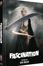 Jaquette Fascination - Cover B EPUISE/OUT OF PRINT