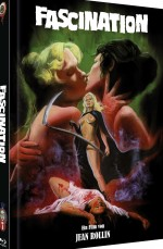 Jaquette Fascination - Cover C EPUISE/OUT OF PRINT