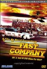 Jaquette FAST COMPANY (2 DISC LIMITED EDITION)