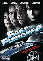 Jaquette Fast & Furious 4