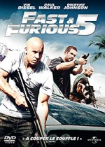 Jaquette Fast & Furious 5