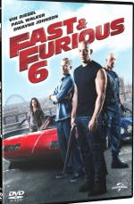 Jaquette  Fast & Furious 6
