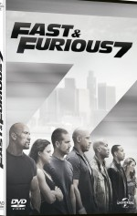 Jaquette Fast & Furious 7
