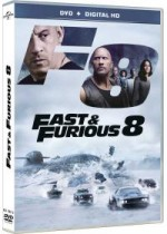 Jaquette Fast & Furious 8
