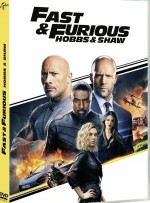 Jaquette Fast & Furious : Hobbs & Shaw