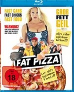 Jaquette Fat Pizza - Fast Cars Fast Chicks Fast Food
