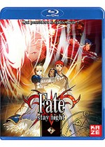 Jaquette Fate Stay Night - Partie 2