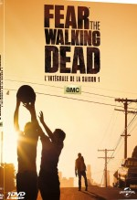 Jaquette Fear the Walking Dead - Saison 1
