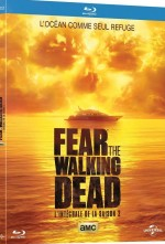 Jaquette Fear the Walking Dead - Saison 2