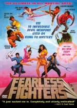 Jaquette Fearless Fighters