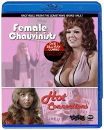 Jaquette Female Chauvinists / Hot Connections (DVD / Blu-Ray Combo)