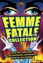 Jaquette Femme Fatale Collection