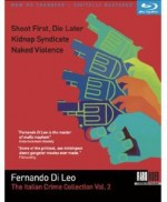 Jaquette Fernando Di Leo Crime Collection Volume 2