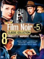 Jaquette Film Noir Classics Collection, Vol. 5
