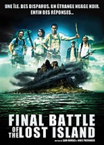 Jaquette Final Battle of the Lost Island