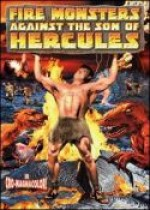 Jaquette Fire Monsters Against the Son of Hercules
