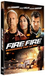 Jaquette Fire with Fire, vengeance par le feu