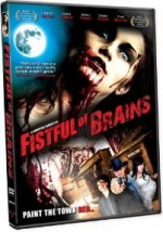 Jaquette Fistful of Brains