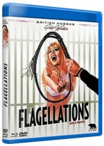 Jaquette Flagellations (Combo DVD/BluRay)