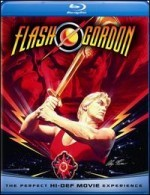 Jaquette Flash Gordon