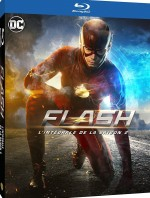Jaquette Flash - Saison 2