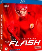 Jaquette Flash - Saison 3