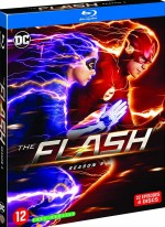 Jaquette Flash - Saison 5