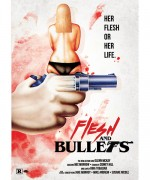 Jaquette Flesh And Bullets