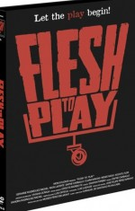 Jaquette Flesh to Play - Cover B