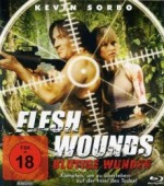 Jaquette Flesh Wounds - Blutige Wunde