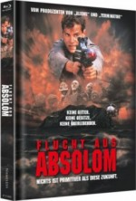 Jaquette Flucht aus Absolom (Blu-Ray+DVD) - Cover A EPUISE/OUT OF PRINT