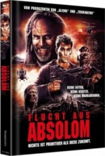 Jaquette Flucht aus Absolom (Blu-Ray+DVD) - Cover B EPUISE/OUT OF PRINT
