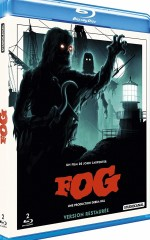 Jaquette Fog  [Édition 2 Blu-ray]