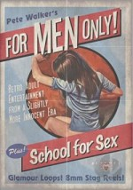 Jaquette For Men Only / School for Sex