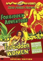 Jaquette Forbidden Adventure / Forbidden Women