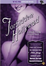 Jaquette Forbidden Hollywood Collection: Volume Three