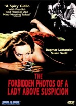 Jaquette Forbidden Photos Of A Lady Above Suspicion