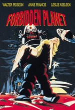 Jaquette Forbidden Planet