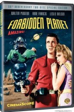 Jaquette Forbidden Planet Two-Disc 50th Anniversary Special Edition
