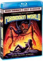 Jaquette Forbidden World