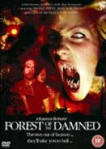 Jaquette Forest Of The Damned