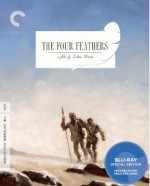 Jaquette Four Feathers