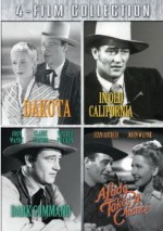 Jaquette Four-Film Collection (Dakota / In Old California / Dark Command / A Lady Takes a Chance)