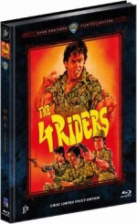 Jaquette Four Riders (Blu-Ray+DVD) - Cover A