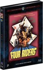 Jaquette Four Riders (Blu-Ray+DVD) - Cover B