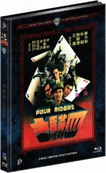 Jaquette Four Riders (Blu-Ray+DVD) - Cover C
