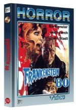 Jaquette Frankenstein 80 (Blu-Ray+DVD) - Cover B