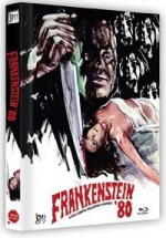 Jaquette Frankenstein 80 (Blu-Ray+DVD) - Cover C
