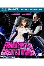 Jaquette Frankenstein Created Woman