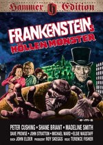 Jaquette FRANKENSTEINS HOLLENMONSTER EPUISE/OUT OF PRINT